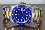 Rolex Submariner with Ceramic Blue 116613 Philadelphia buy used