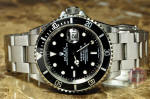 rolex submariner with date 16610  phildelphia buy sell trade