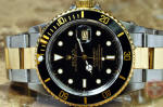 Rolex submariner black dial black bezel box papers philadelphia buy used preowned