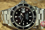 Rolex Submariner with date 16610 new jersey buy used