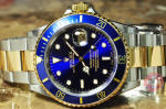 Rolex Submariner 16613 T Gold and Steel box papers new jersey philadelphia discount