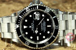 Rolex Submariner with date 16610T box papers discount philadelphia