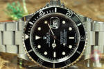 Rolex Submariner with date 16610  M   2008  philadelphia cherry hill nj