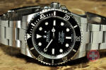 Rolex No Date Submariner Ceramic 114060