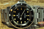 Rolex 5513 Vintage No Date Submariner philadelphia