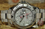 Rolex Yacht Master platinum 16622 box papers philadelphia ardmore discount preowned buy used