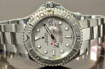rolex yachtmaster 16622 platinum steel preowned buy used philadelphia