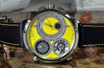 Curtis & Co Big Time World 57mm Yellow Philadelphia Discount sale