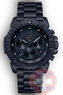 Luminox  steel colormark chronograph  philadelphia buy discount black out