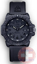 Luminox navy seal colormark  black out philadelphia buy discount
