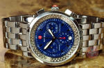Michele Diamond Chronograph blue MW01C01D9959 philadelphia buy used