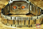 Philip Stein Teslar Women's Dual Time  1GCBSS Signature Series buy used
