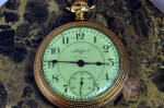 Elgin Rail Road Certified Pocket Watch philadelphia buy sell trade
