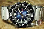 Seiko Blue Monster Limited Edition Automatic 4R36-02B0